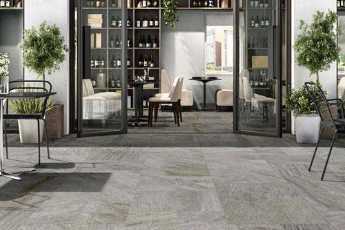 Piastrelle effetto pietra como tripodi pavimenti e rivestimenti